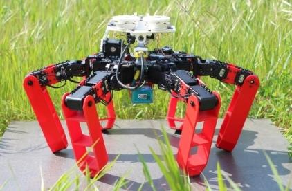 [과학뉴스] GPS 없이 움직이는 '개미 로봇'