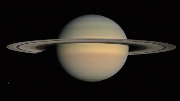 [과학뉴스] 토성의 하루는 10시간 33분 38초!
