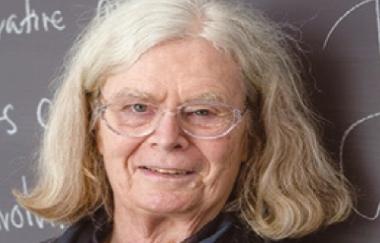 [수학뉴스] 첫 여성 아벨상 수상자 탄생, 비누막 연구를 이끈 캐런 울렌베커