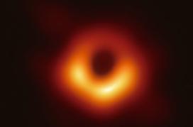 [수학뉴스] 처음으로 포착한 블랙홀의 그림자