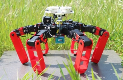 [과학뉴스] 사막개미를 닮은 앤트봇 개발