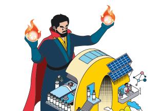 연금술에서 과학으로 '화학 혁명' 이끈 위대한 불꽃