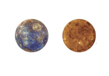 탐험┃ 수성 & 금성
