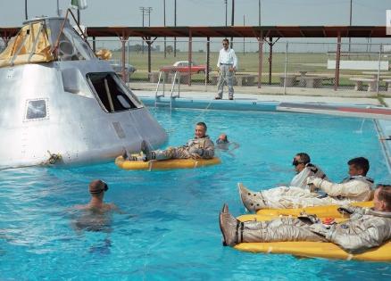 아폴로 1호, 비운의 우주비행사