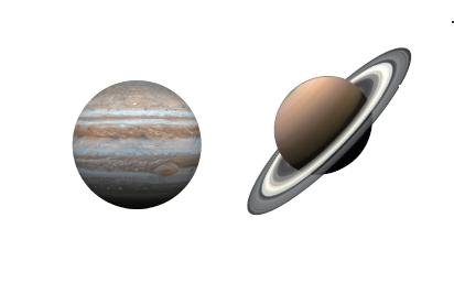 탐험┃목성 & 토성