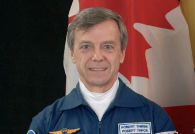 [이소연이 만난 우주인] 우주인이 된 의사 로버트 써스크(Robert Thirsk)