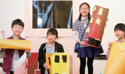 [출동! 기자단] 찢고 붙이고, 이래도 예술?! 현대어린이책미술관