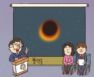 블랙홀 어떻게 찍었을까?