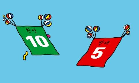 [전국반장회의] 찬반토론, 수행평가 축소해야 한다?