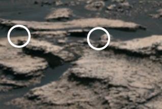 [과학뉴스] 화성 분화구 속에 '염분 호수' 있었다