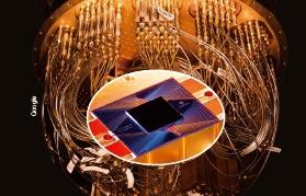 신비한 양자컴퓨터, 영~롱한 샹들리에의 정체는?