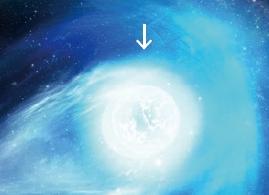 [과학뉴스] 블랙홀이 내던진 별, 10배 빨리 이동