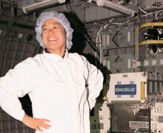[이소연이 만난 우주인] 우주로 간 심장외과 의사, 무카이 치아키(向井 千秋)