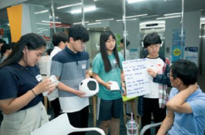 [탐험대학] 하루종일 로봇 탐험 나도 로봇 기획자!
