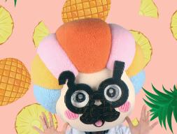 [섭섭박사 실험실] 과즙이 팡팡! 열대과일 파티