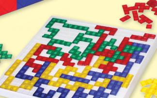 전략적으로 땅 따먹는 퍼즐 게임, 블로커스!