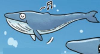 [가상인터뷰] 대왕고래는 심박수를 마음대로 조절한다!