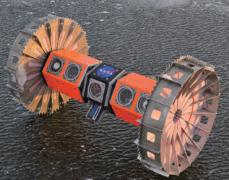 [과학뉴스] 태양계 탐사할 수중 로버 출동!