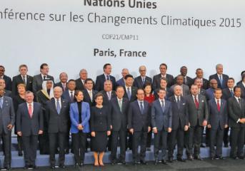 기후변화를 늦추려는 세계의 노력