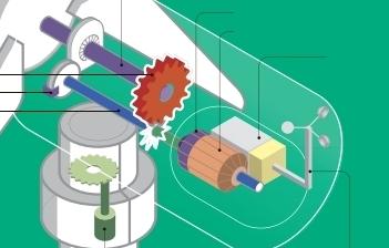 [인포그래픽] 풍력발전기