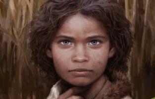 [한장의 과학] 껌으로 복원한 5700년 전 소녀?!