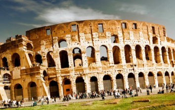 [매스크래프트] #3. 로마의 콜로세움, 왜 타원인거니?