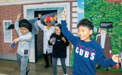 [방학출동! 기자단] 우당탕탕 추리 대작전! 캣조르바 탐정추리학교
