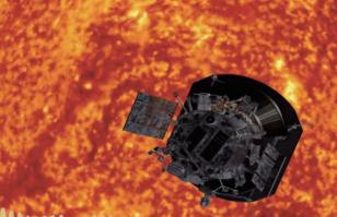 [한 장의 과학] 파커 솔라 프로브가 전한 태양의 속삭임