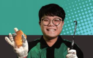 [과학동아X긱블] 지난겨울 시작된 '레게노'스토리, 붕어빵 자동 조리 장치