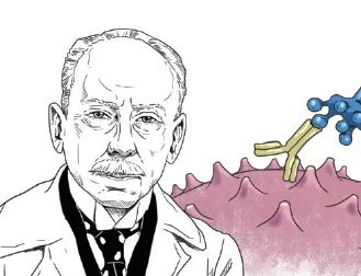 1919년 바이러스 파괴하는 보체를 발견하다