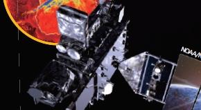 군집 위성, 지구의 안팎을 모두 살펴라!