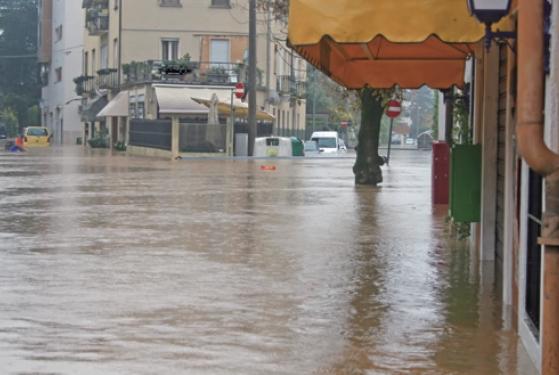 [수학뉴스] 전염병 확산 모형으로 예측한홍수의 진행 방향