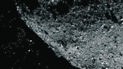 [한페이지 뉴스] 소행성 베누가 돌조각을 뿌리는 이유