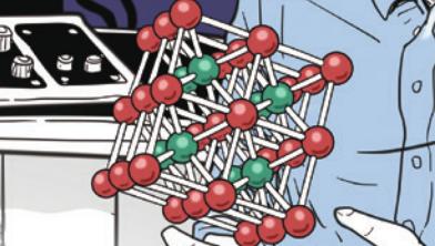 [기초과학의 힘, IBS] 나노입자 연구단, 원자 수준으로 관찰하는 나노입자의 3D 증명사진