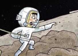 달에 전파망원경을 세워라!