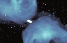 [과학뉴스] 밝혀진 X자 은하의 비밀은?