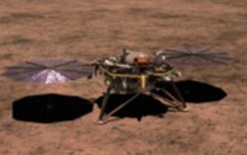 [가상인터뷰] 화성 '두더지', 땅속으로 들어갔다!