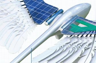[특집] 아이디어3. 태양광 비행기, 초경량 소재를 만나다