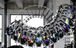 과학자? 예술가? 현대미술과 과학의 만남
