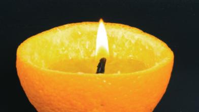 [도전! 섭섭박사 실험실] 따뜻한 불빛이 반짝 반짝! 양초로 집 꾸미기