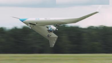 [과학뉴스] 날개만 있는 비행기가 떴다!