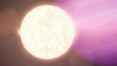 [과학뉴스] 죽음의 백색 왜성을 돌고 있는 생존 행성 최초 발견!