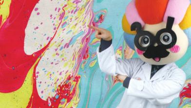 [도전! 섭섭박사 실험실] 미술 속 과학을 찾아라!