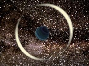 [한 장의 과학] 왜곡된 별빛을 찾아라! '나홀로 행성' 포착