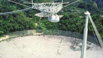 [한 장의 과학] 수고했어, 안녕! 아레시보 망원경