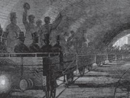[이달의 과학사] 1863년 1월 10일 세계 최초의 지하철 탄생!