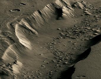 [과학뉴스] 화성에 물이 흐를 수 있었던 비결은 지열?