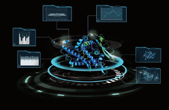 단백질 구조 50년 수수께끼 풀었다, 구글 인공지능 알파폴드2