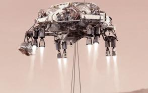 퍼시비어런스, 5번째 화성 탐사 로버에 도전하다