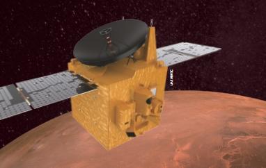 아말과 톈원 1호, 화성 하늘을 두드리다